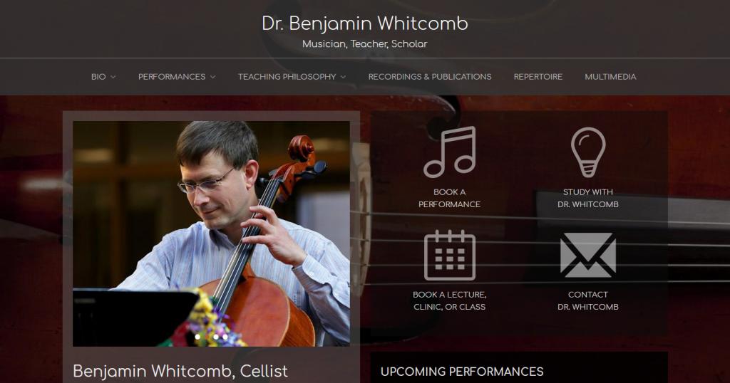 Benjamin Whitcomb