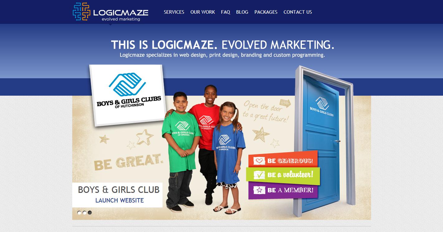 LogicMaze Web Design & Marketing