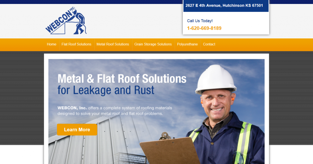 Webcon Roofing