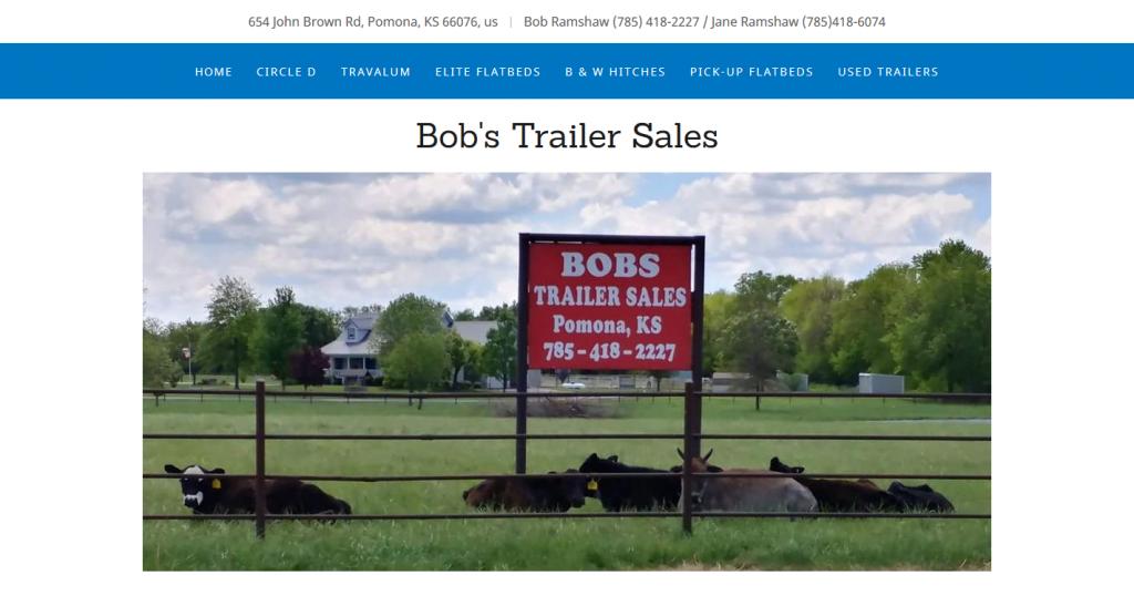 Bob's Trailer Sales