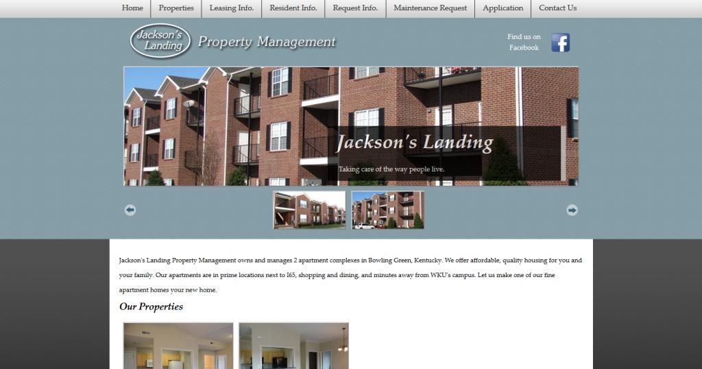 Jackson's Landing Property Management