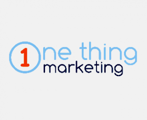 One Thing Marketing Logo