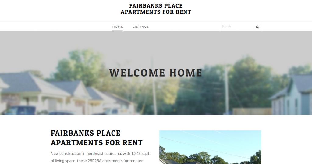 Fairbanks Place Apartments