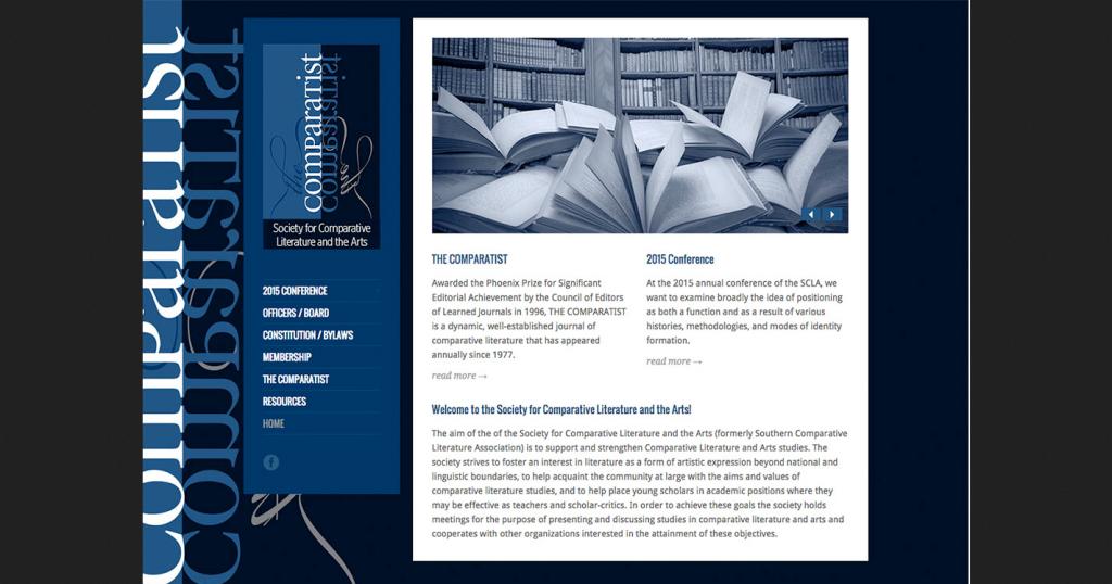 Society for Comparative Literature