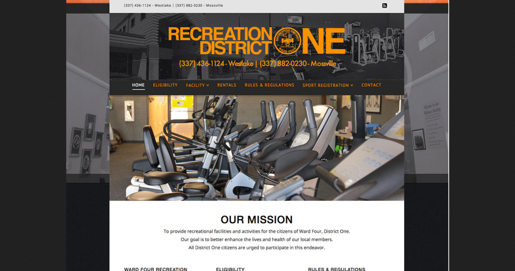 Recreation District One