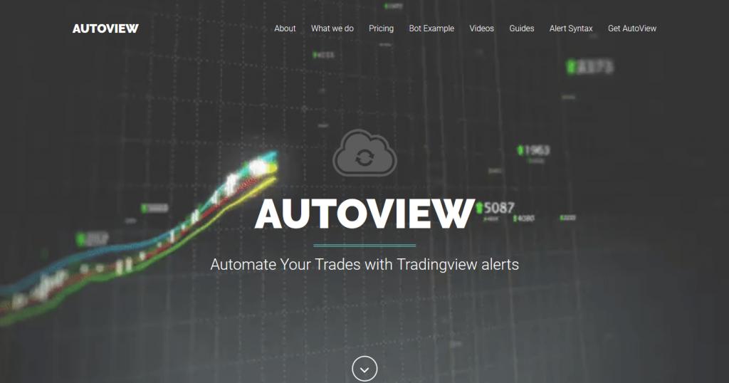 Trade Auto View