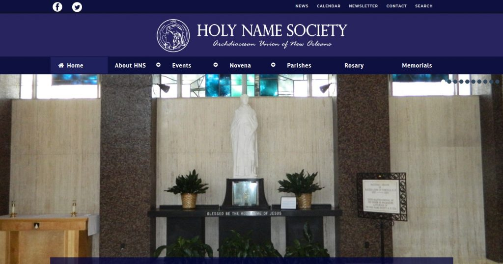 Holy Name Society of New Orleans
