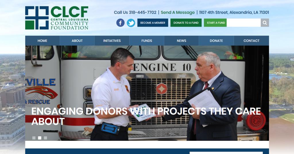 Central Louisiana Community Foundation