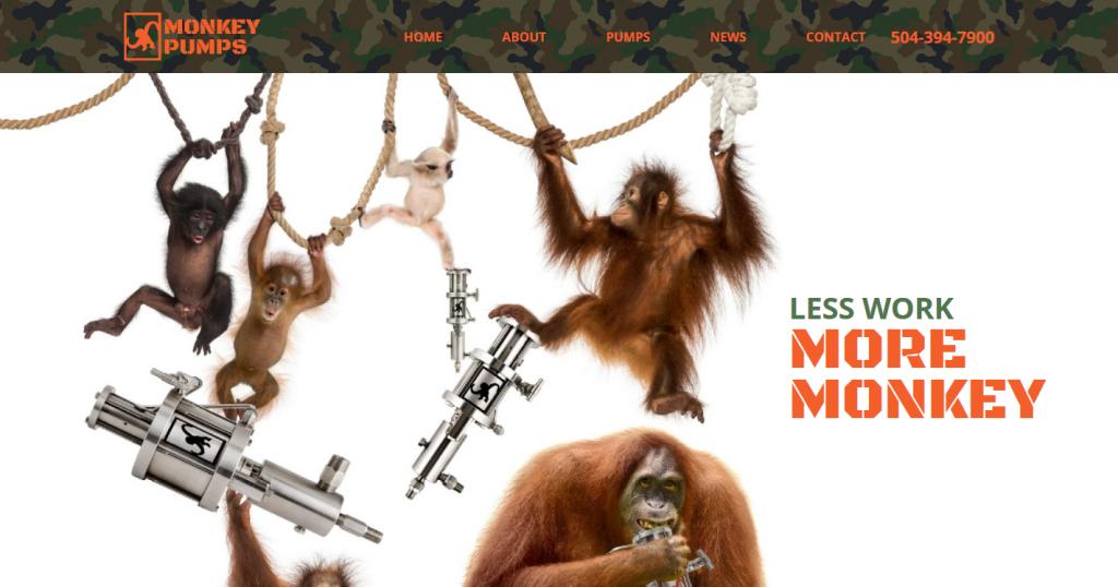 Monkey Pumps