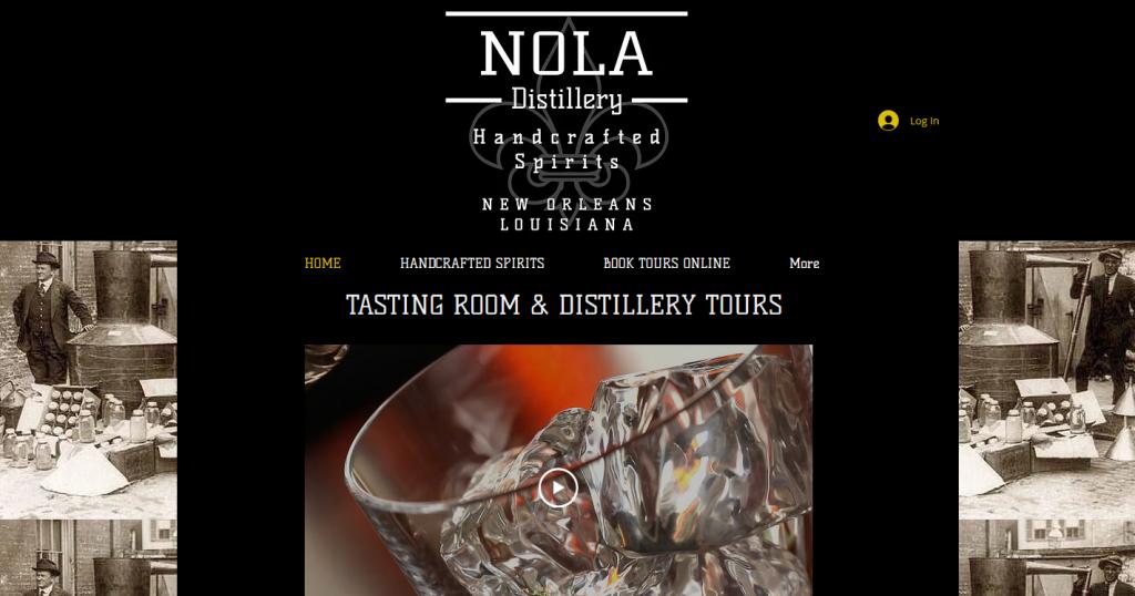 NOLA Distilling