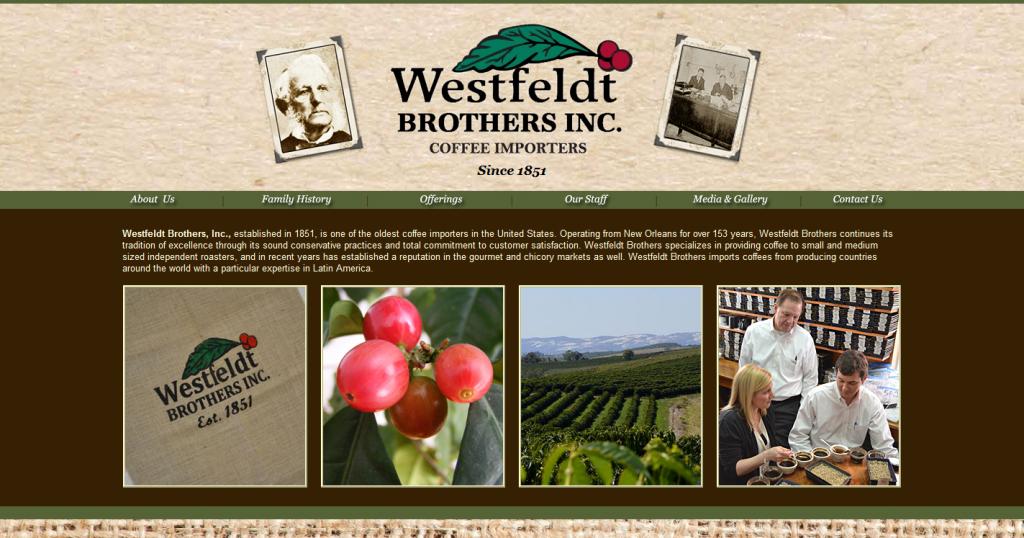 Westfeldt Brothers Inc