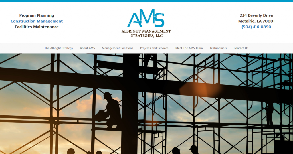 Albright Management Strategies, LLC