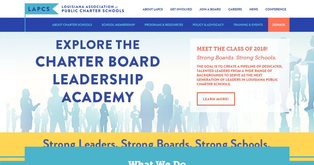 Louisiana Association of Public Charter Schools