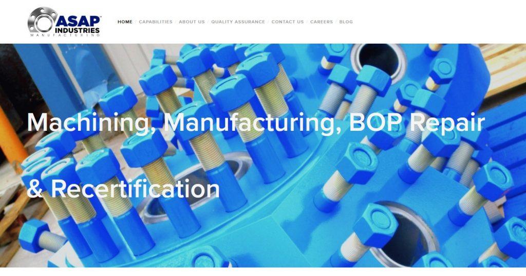 ASAP Industries Inc