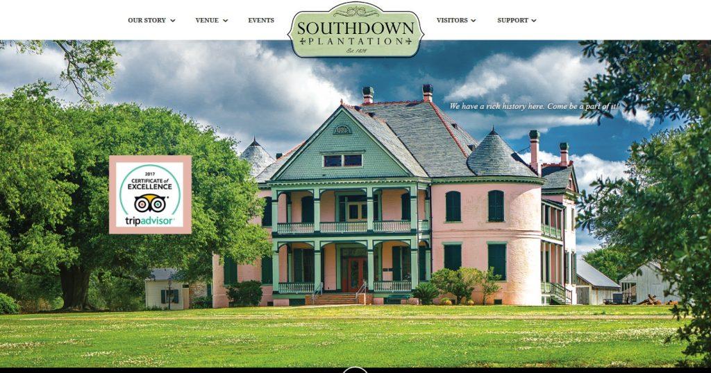 Southdown Plantation The Terrebonne Museum