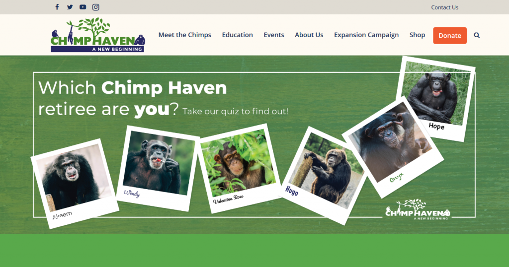 Chimp Haven