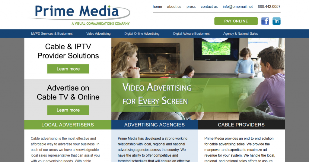 Prime Media Productions