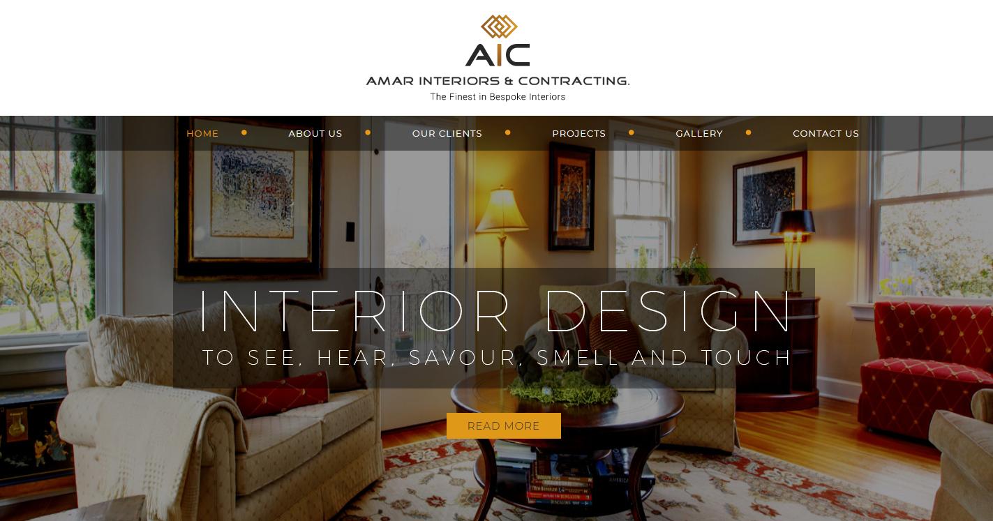Amar Interiors & Contracting