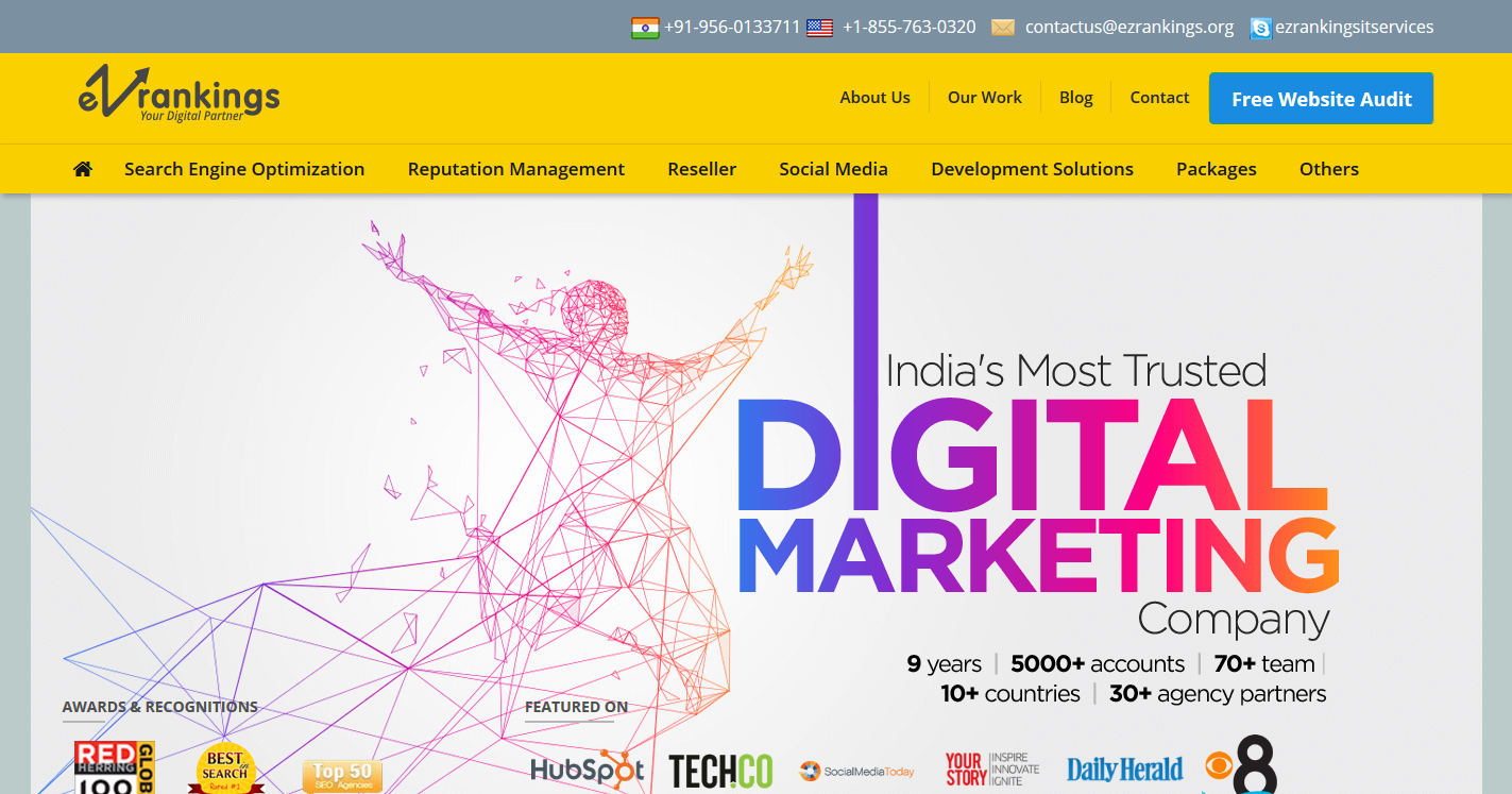 EZ Rankings Digital Marketing