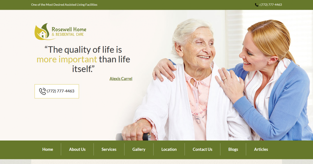Rosewell Home and Residential Care, LLC