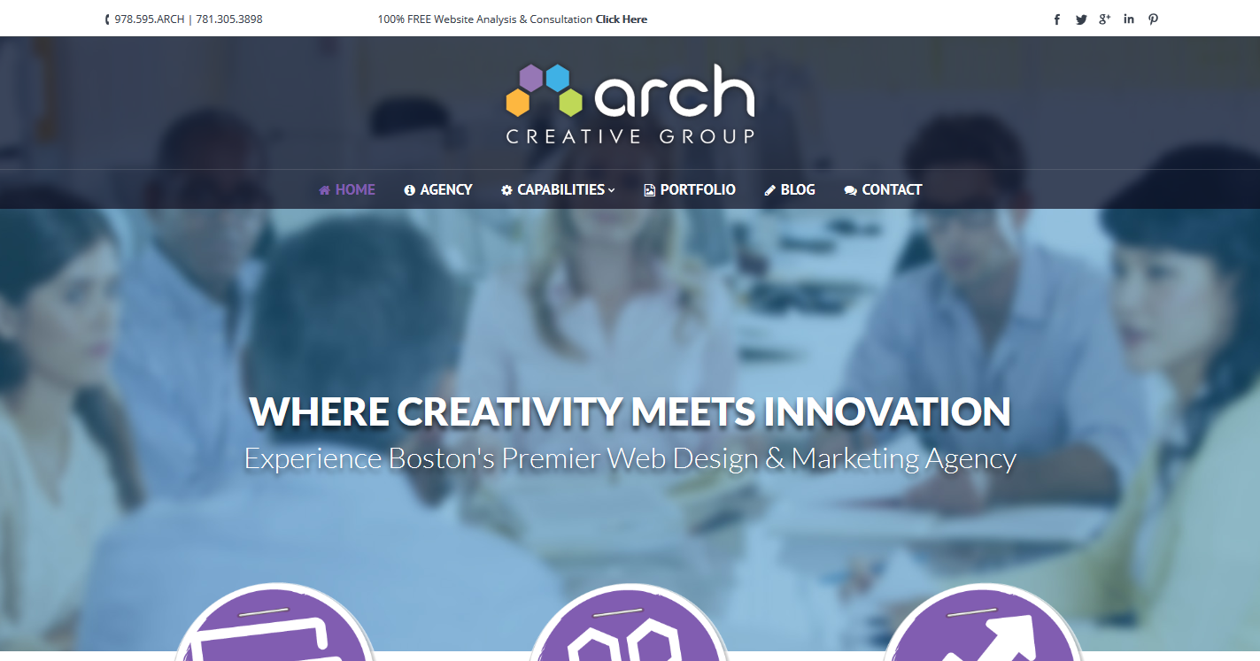 Arch Creative Group