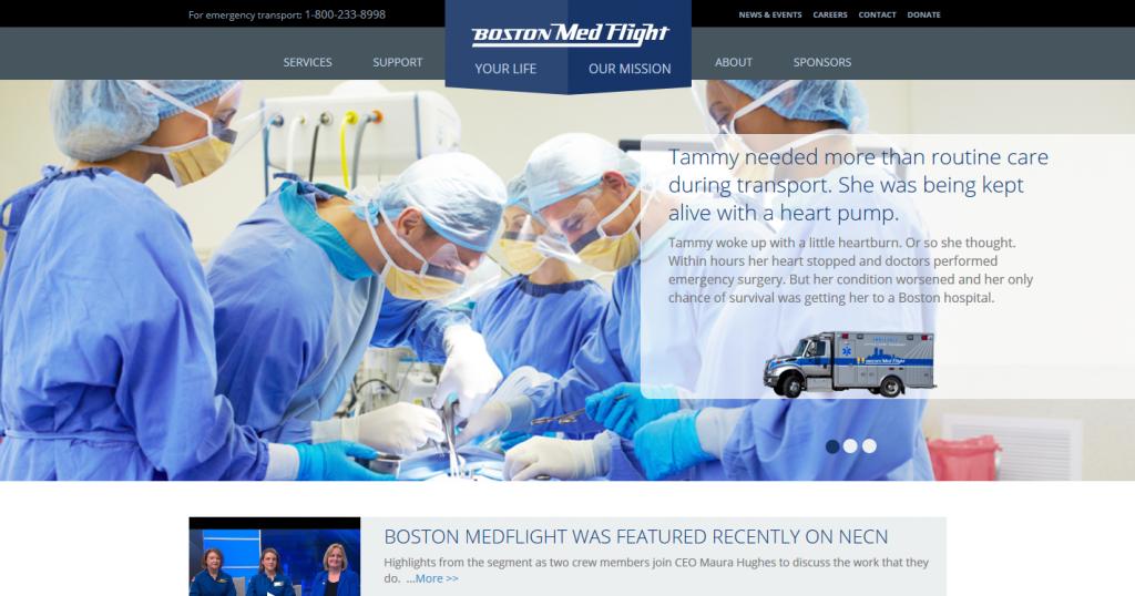 Boston Med Flight