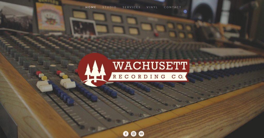 Wachusett Recording