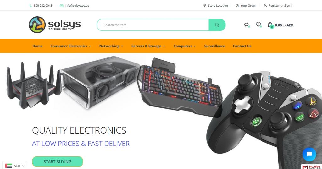 Solsys Technologies