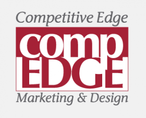 Competitive Edge Marketing & Design Logo