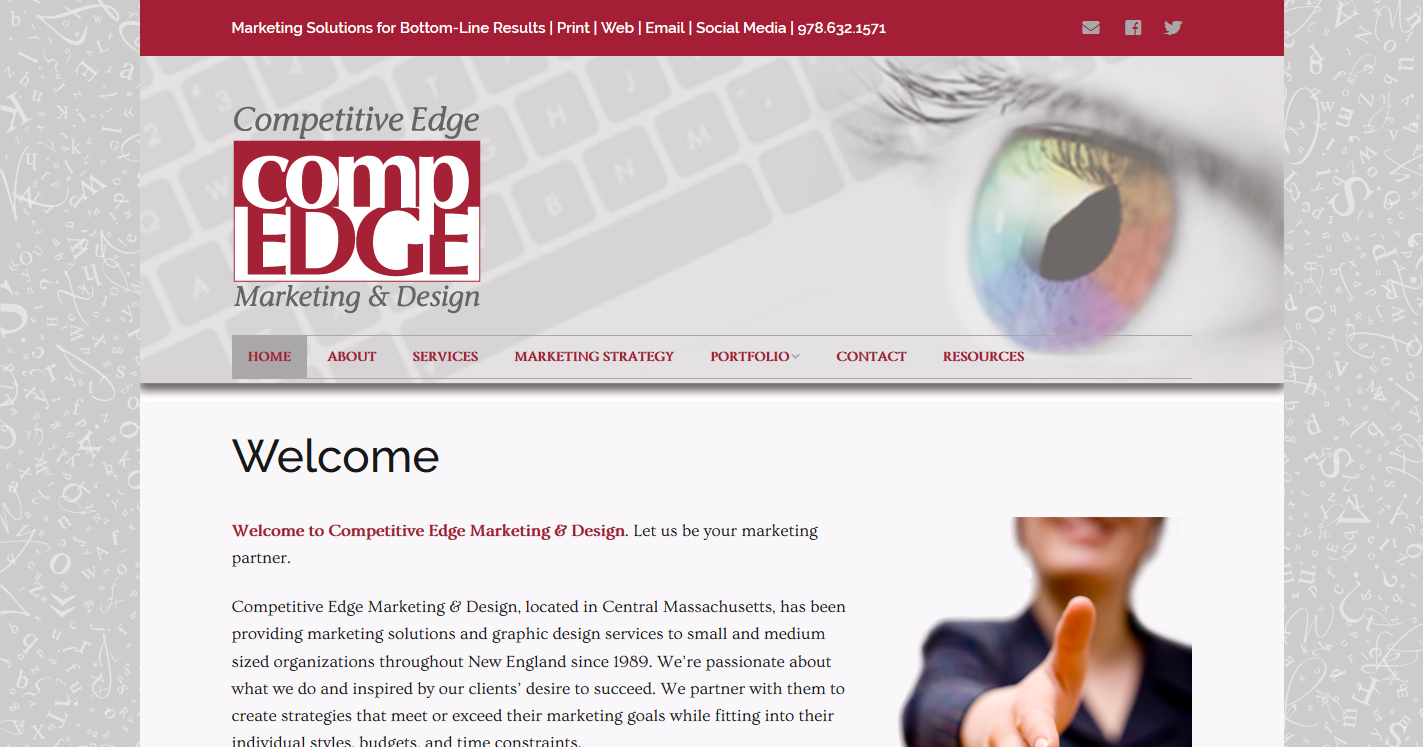 Competitive Edge Marketing & Design