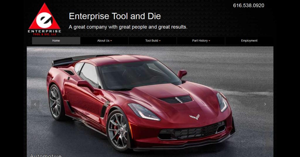 Enterprise Tool & Die