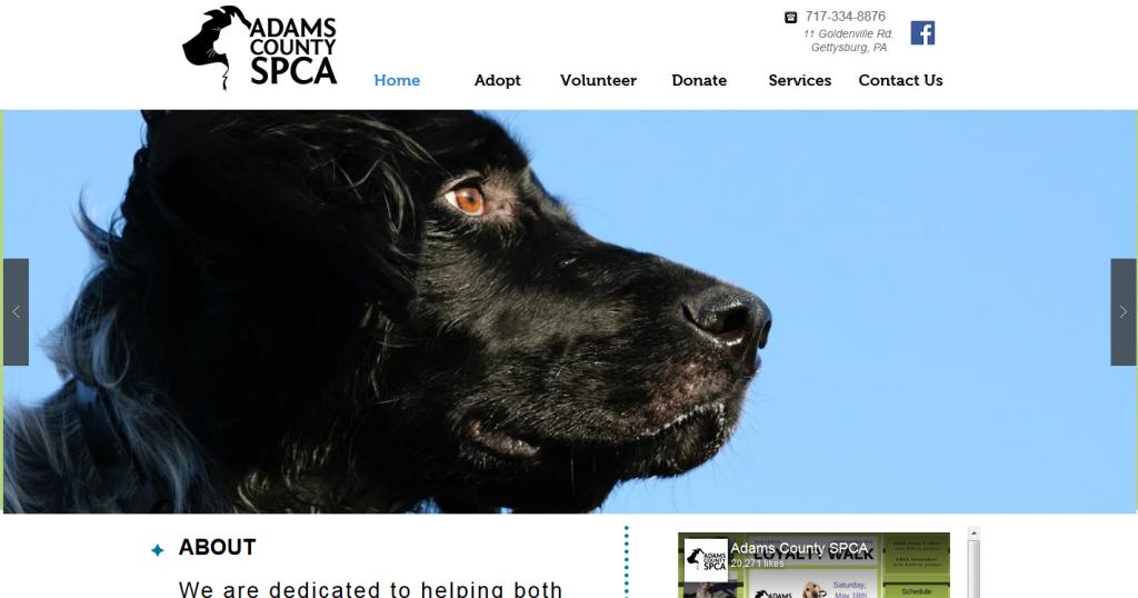 The Adams County SPCA