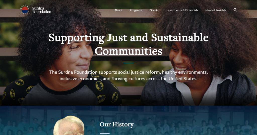 Surdna Foundation