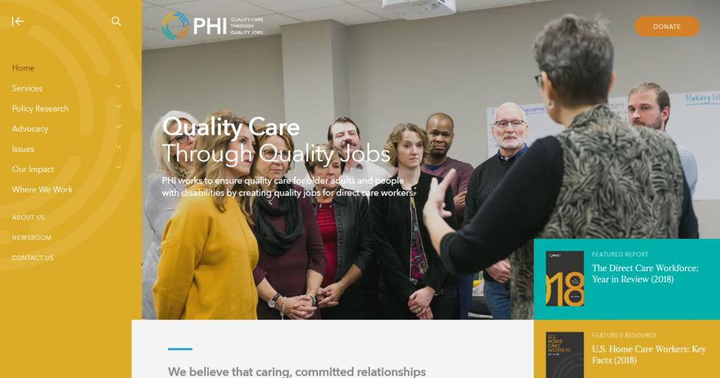 Paraprofessional Healthcare Institute