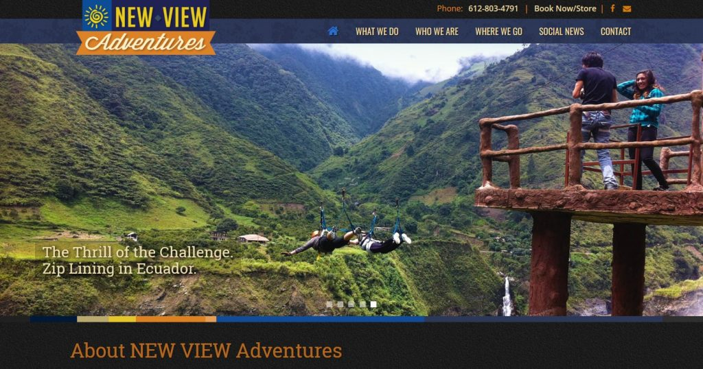 New View Adventures, Inc