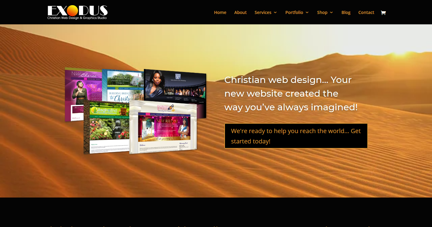 Exodus Web Design