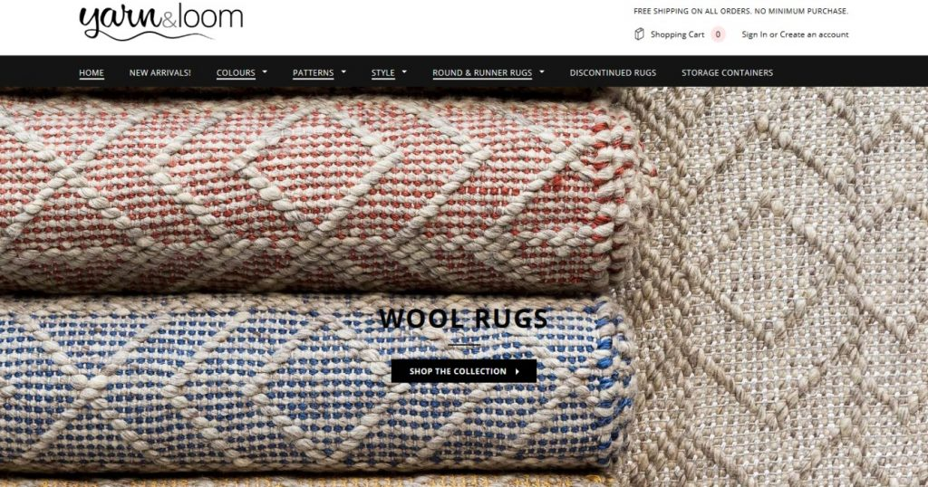Yarn & Loom Rugs