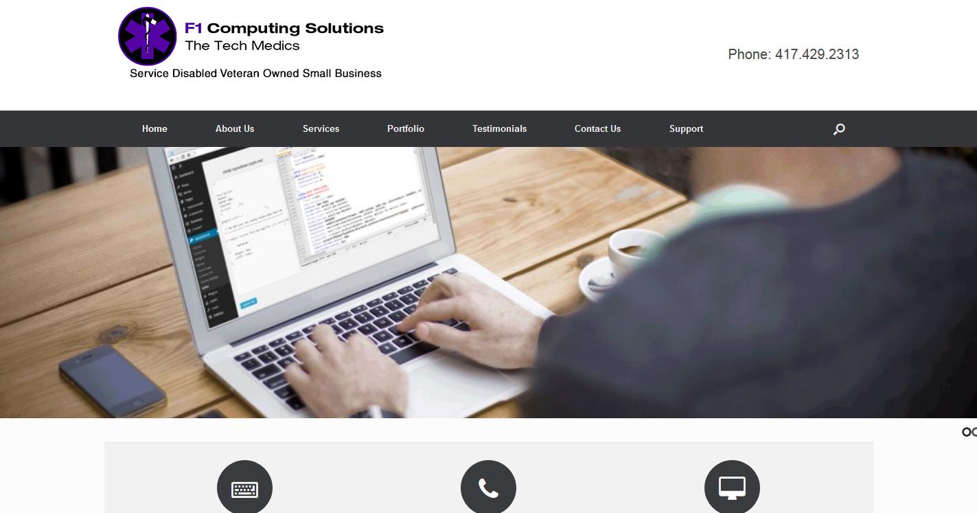 F1 Computing Solutions
