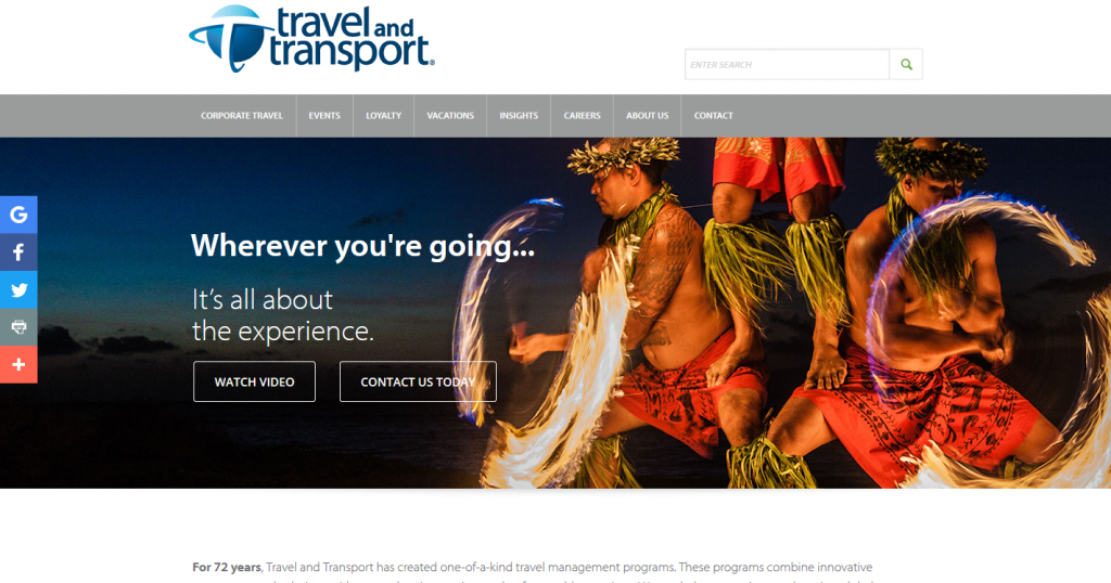 Travel and Transport, Inc