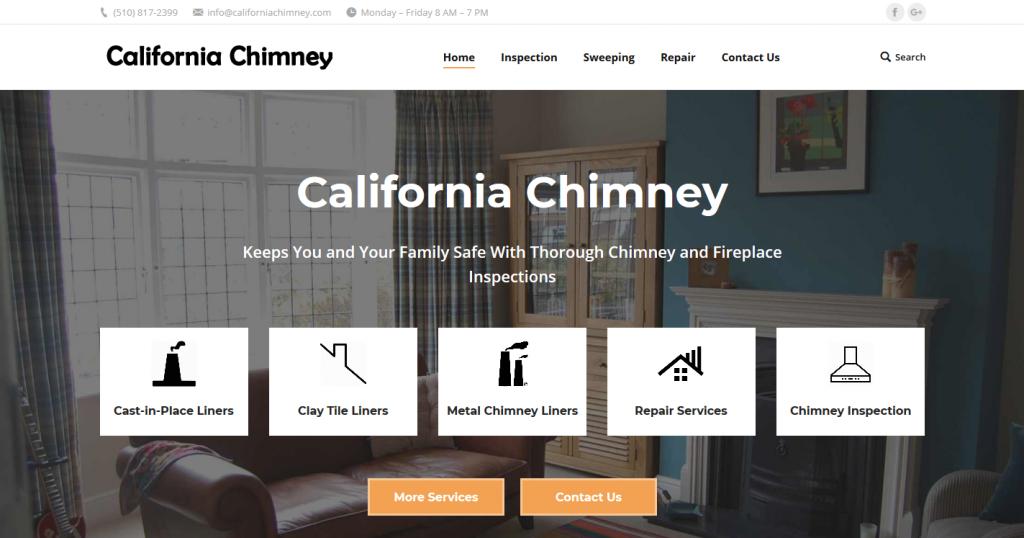 California Chimney