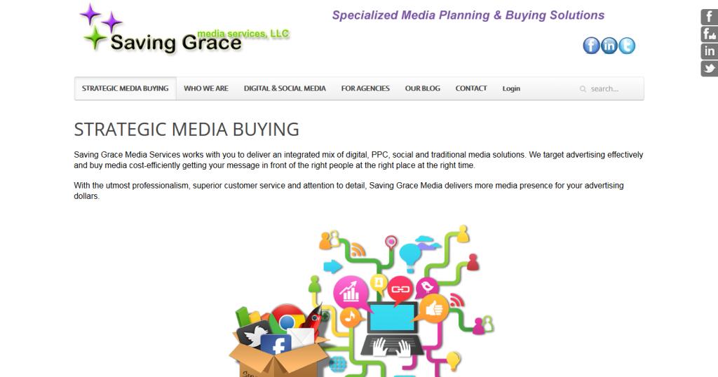 Saving Grace Media Services, LLC