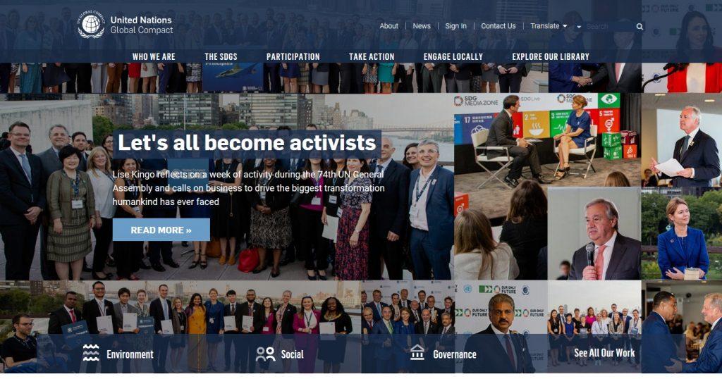 UN Global Connect