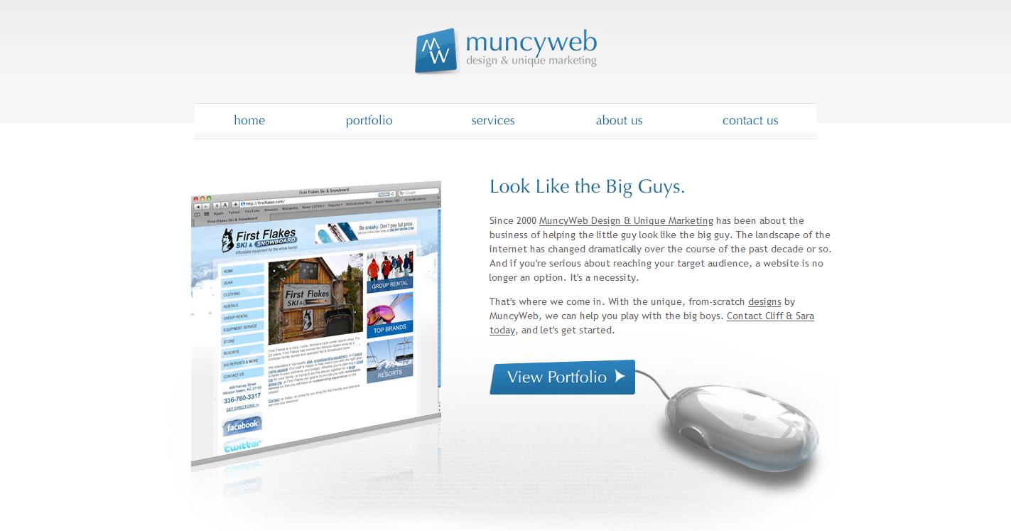 MuncyWeb Design