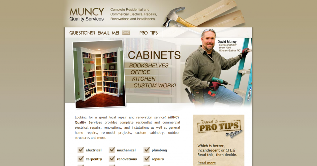 MUNCY Quality Services