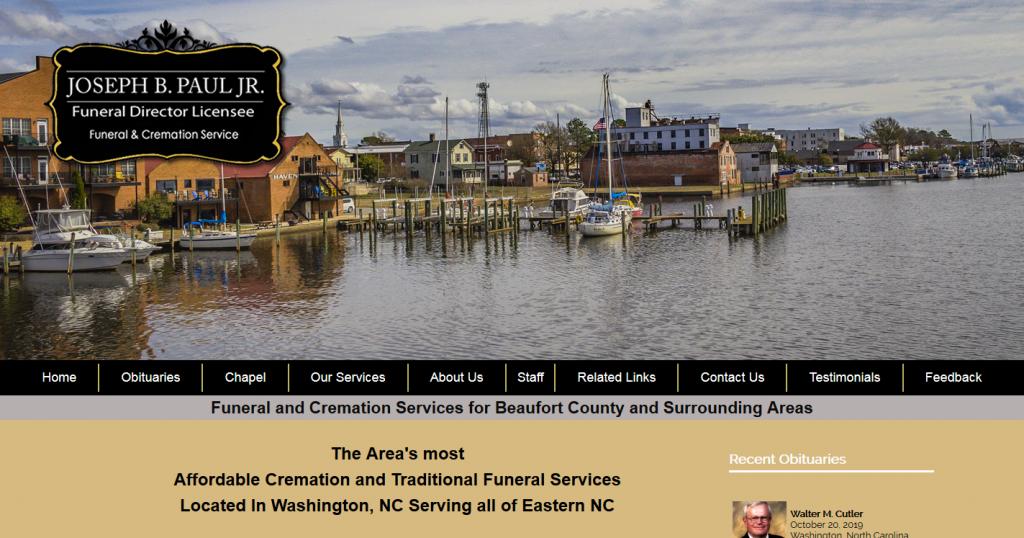 Joseph-B-Paul-Funeral-Director-Licensee