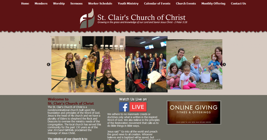 St. Clair's Church of Christ