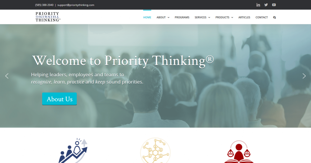 Priority Thinking