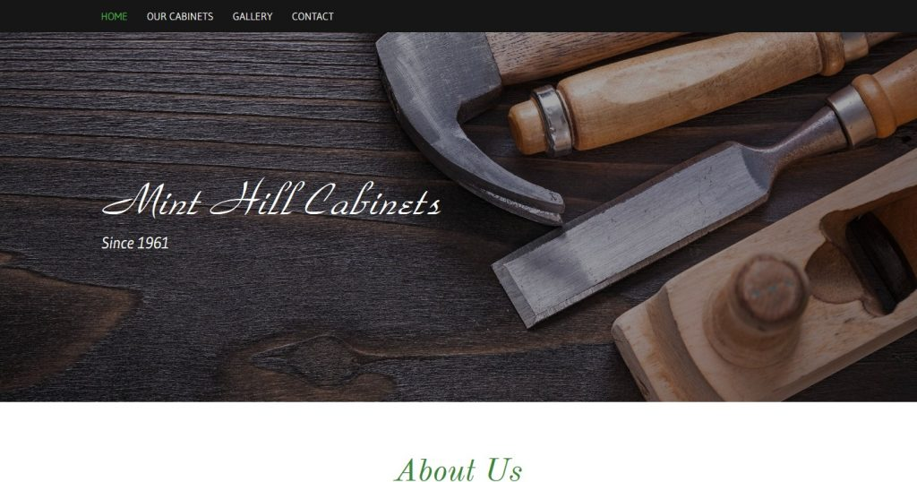 Mint Hill Cabinets