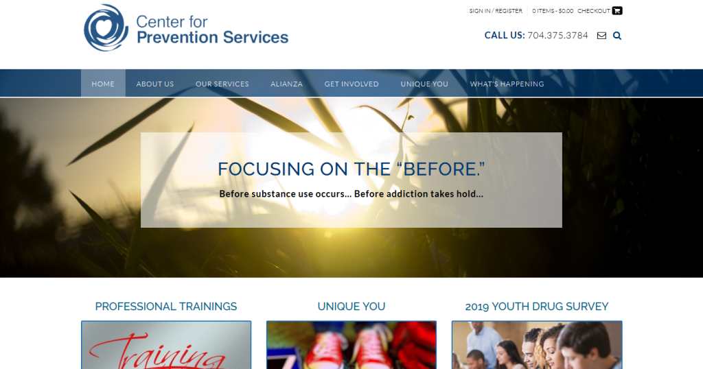 Center for Prevention Services (CPS)