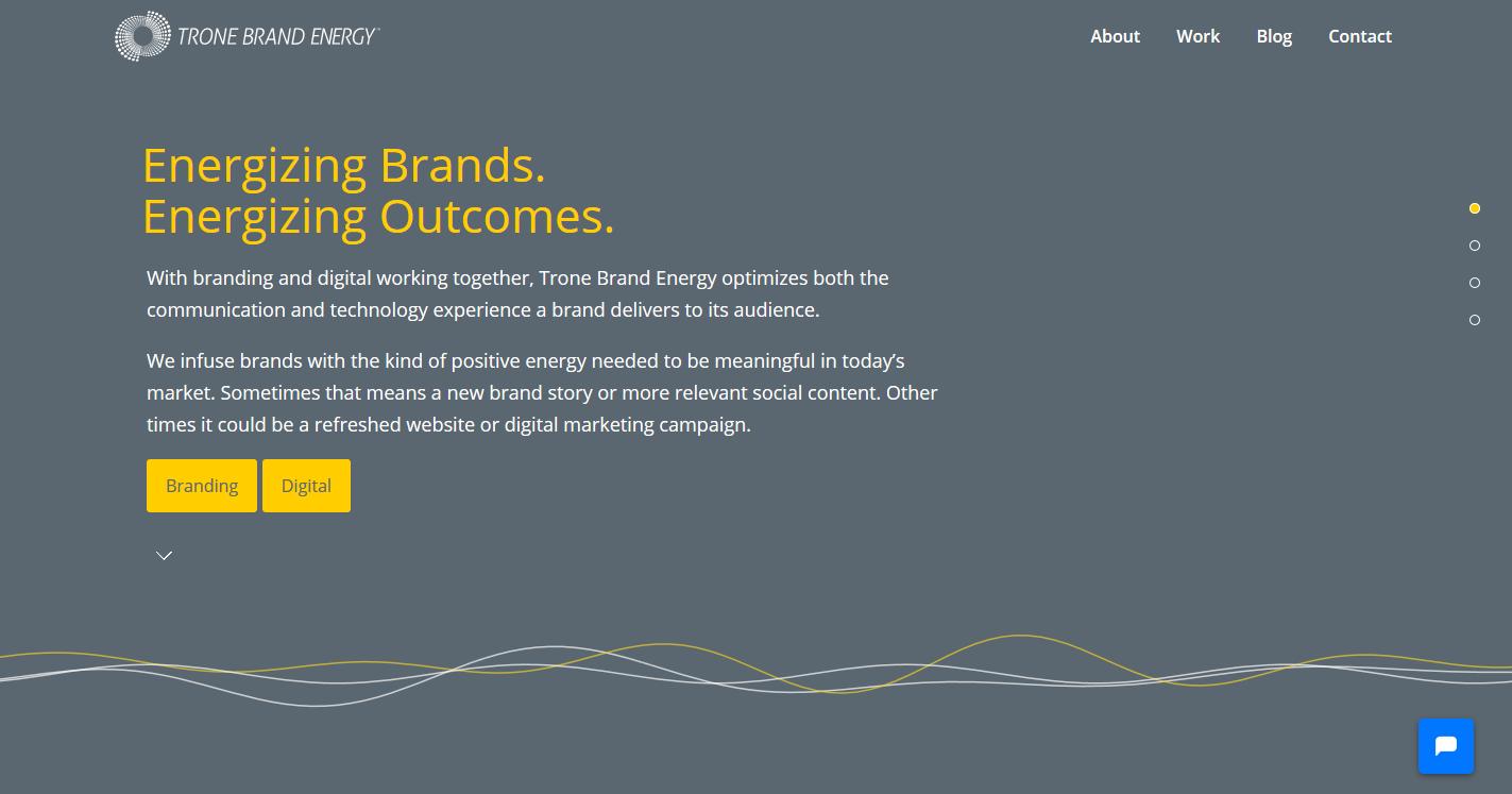 Trone Brand Energy